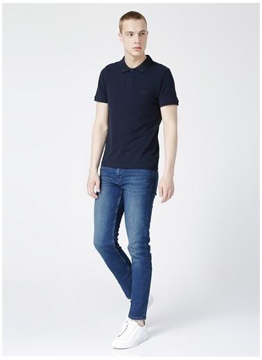 Lee Cooper Lee Cooper Erkek Lacivert Polo Yaka T-Shirt Lacivert